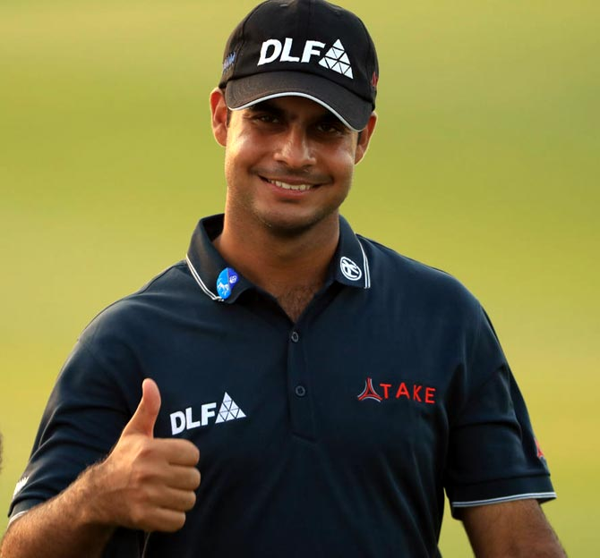 Shubhankar youngest Indian to win Asian Tour Order of Merit