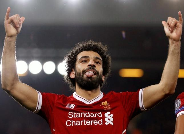 Mohamed Salah hopes to stay at Liverpool for a long time