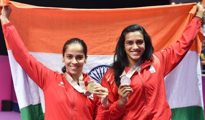 World Championships: Saina, Sindhu on collision course