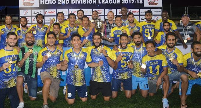 Real Kashmir FC gets a Royal invite