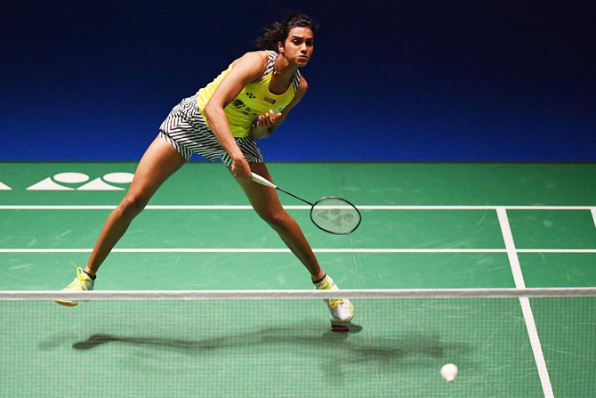 PV Sindhu had won the China Open title in 2016