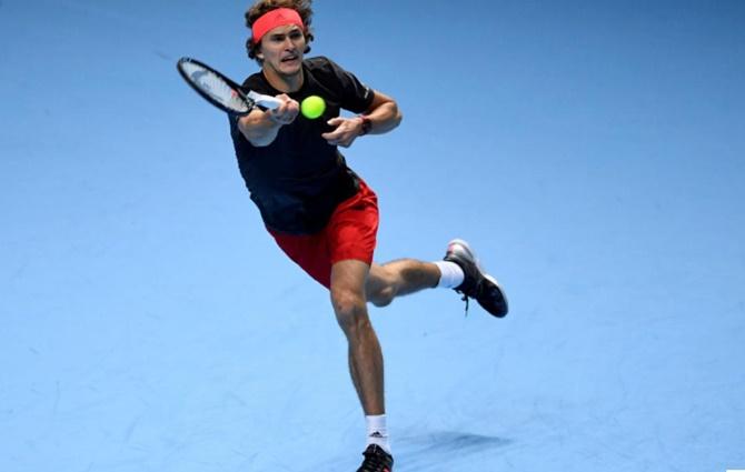 Federer tips Sascha Zverev (in pic) to go deep in the Slams this season