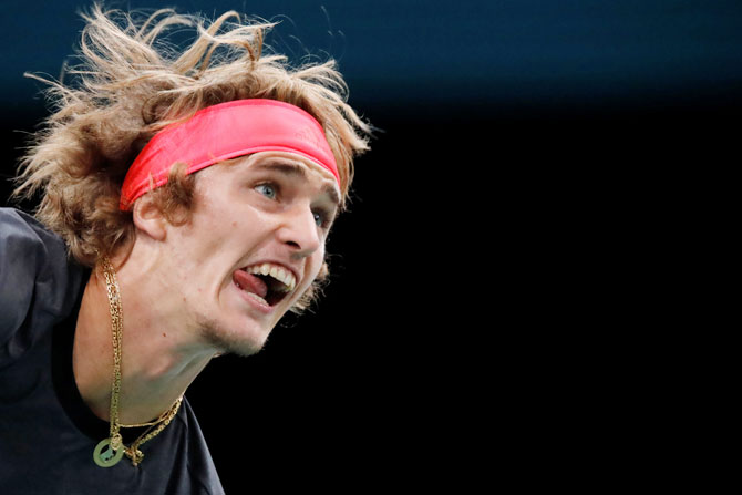 The 21-year-old Zverev tops the Tour match wins chart with 56 and has won three titles this season, including winning a third Masters 1000 in Madrid