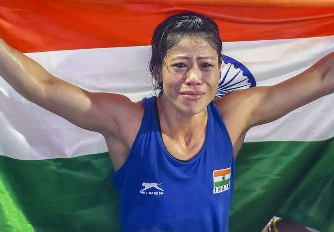 Mary Kom to be conferred with Padma Vibhushan