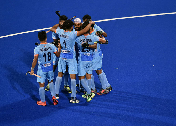 Simranjeet Singh has been in fine touch for India in the ongoing hockey World Cup