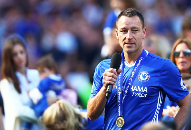John Terry has been linked to a managerial role at Aston Villa