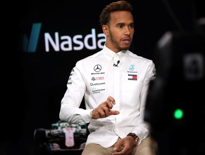 Rediff Sports - Cricket, Indian hockey, Tennis, Football, Chess, Golf - 'Hamilton among F1's greatest drivers'