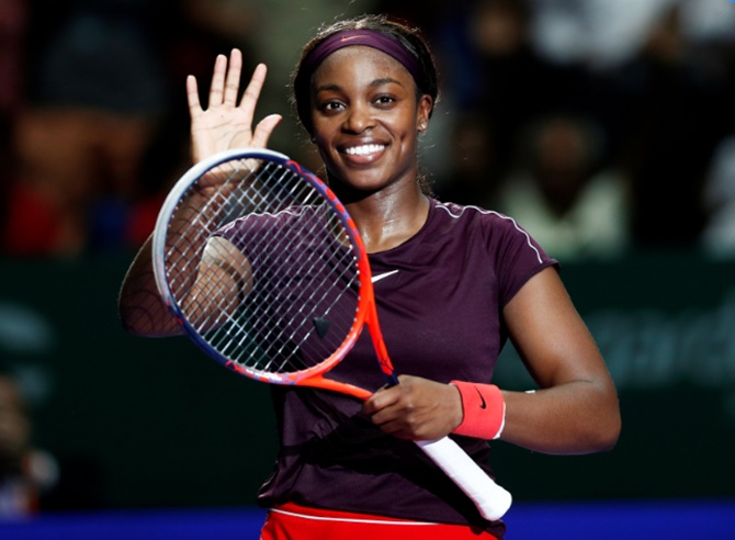 Sloane Stephens, who won the US Open in 2017 and reached world number three in 2018, struggled this year, failing to make the final at any tournament and falling to world number 25.