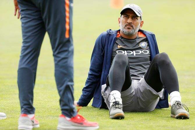 Despite having the time, Mahendra Singh Dhoni did not play the 50-over Vijay Hazare Trophy this year and will go into the three-match series in Australia next month without any match practice.