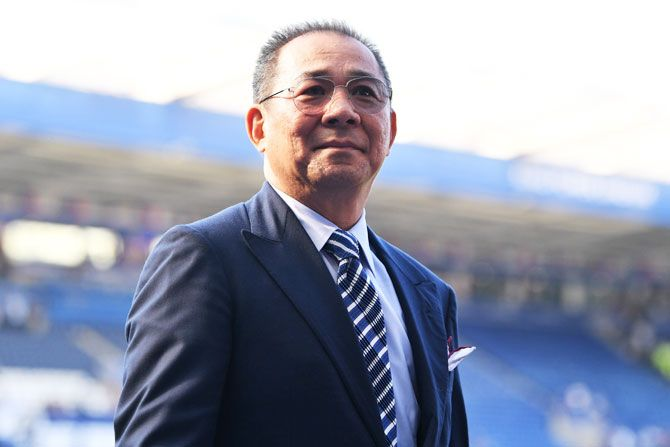 Leicester City owner Vichai Srivaddhanaprabha was killed in a car crash on Sunday