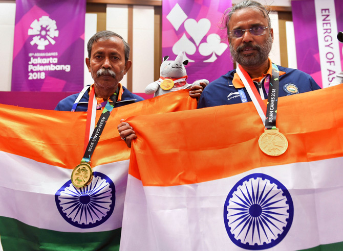 Meet the oldest man in Indian contingent to win a medal at Asian Games
