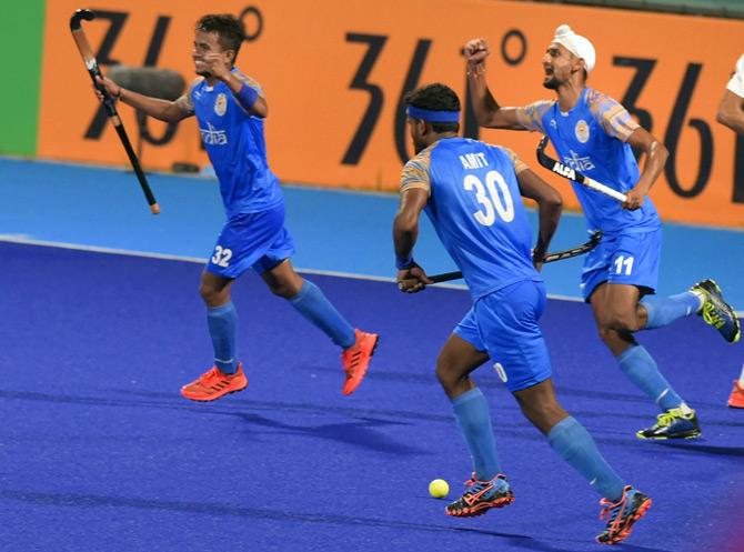 Asian Games: India down Pakistan to claim hockey bronze