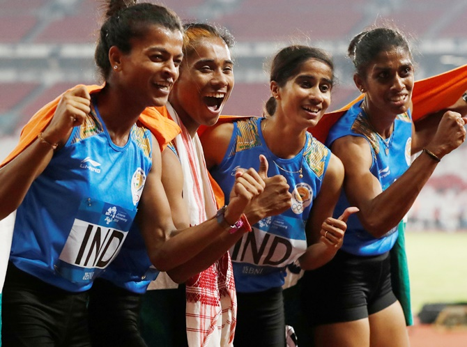 It's a wrap! India's top show in Asiad promises bright future