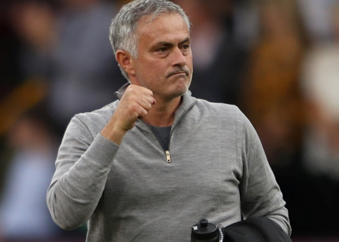 Rediff Sports - Cricket, Indian hockey, Tennis, Football, Chess, Golf - Football Extras: Mourinho to get his own TV show in Russia