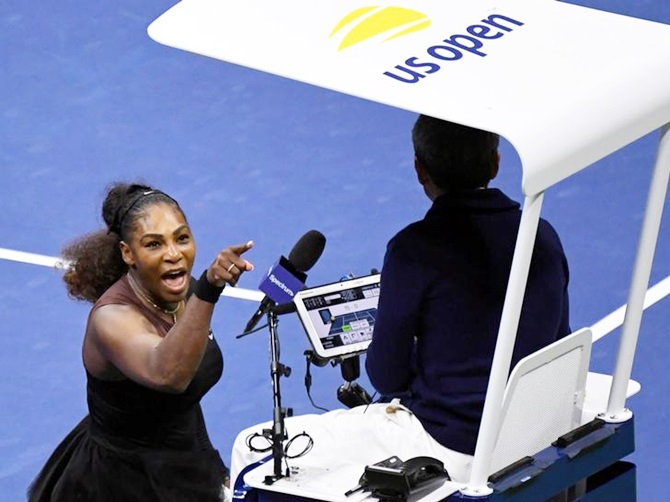 'Racist' cartoon of Serena gets all clear from Aus watchdog
