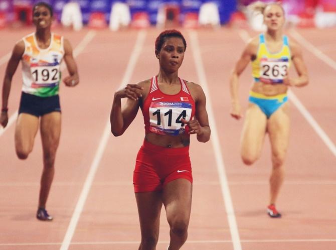 Olympic athletics qualification suspended until Dec