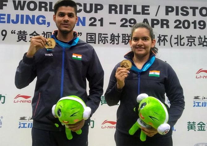 Coronavirus: Shooting World Cup in Delhi postponed