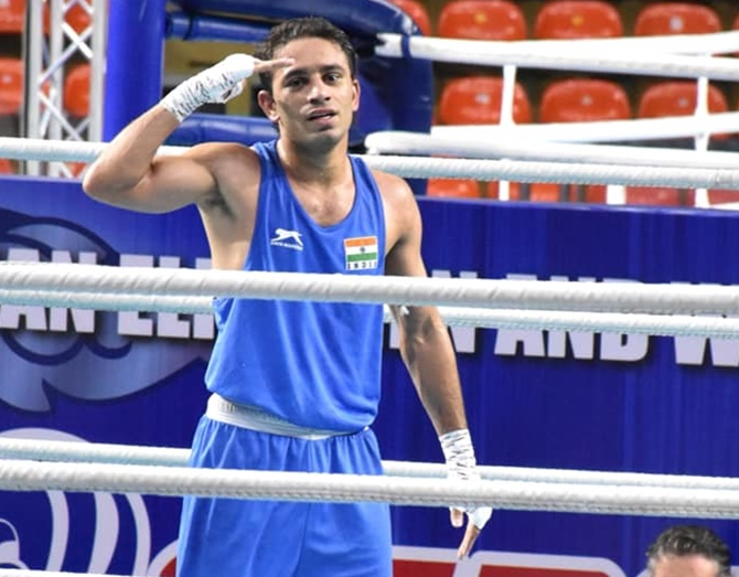 Panghal, Kaushik automatic picks for Oly qualifiers