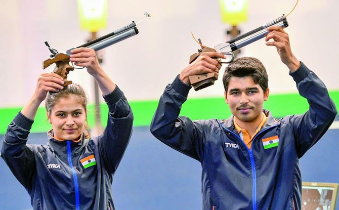 Coronavirus: Indian shooters told to train in country
