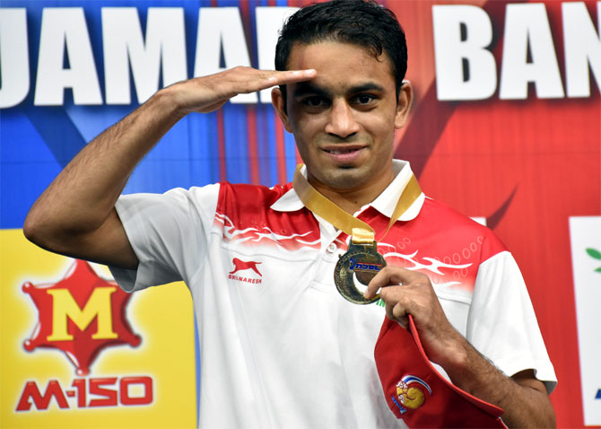 Olympic Qualifiers: Panghal top seeded, Mary second
