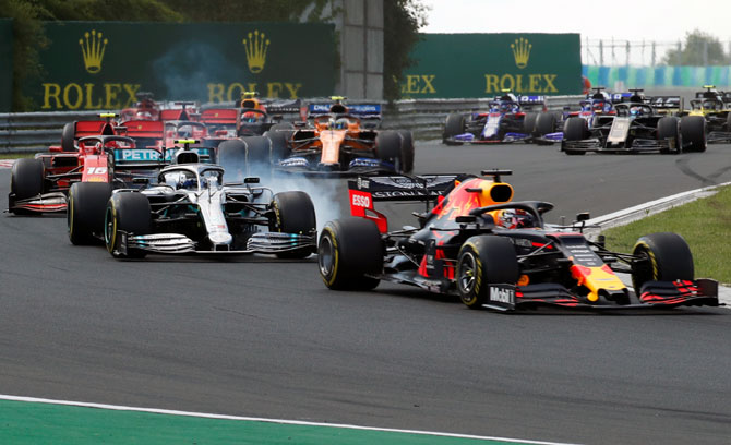 Formula One postpones Australian GP, China uncertain