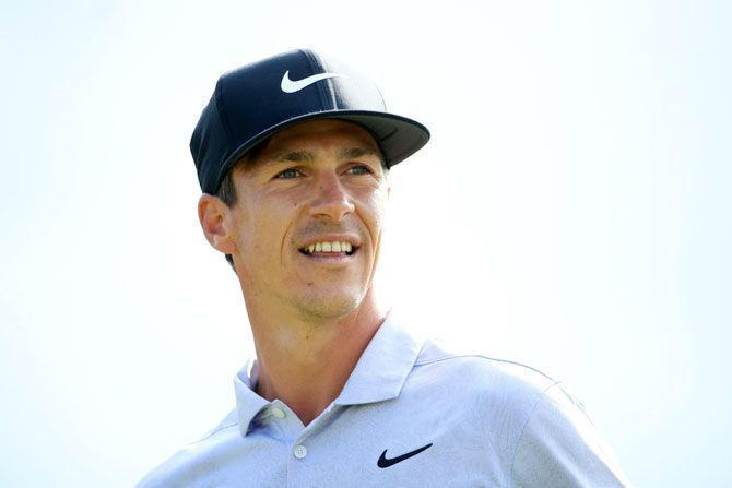 Thorbjorn Olesen was arrested at London's Heathrow Airport on July 29 and subsequently released under investigation after returning from a World Golf Championships event in Memphis