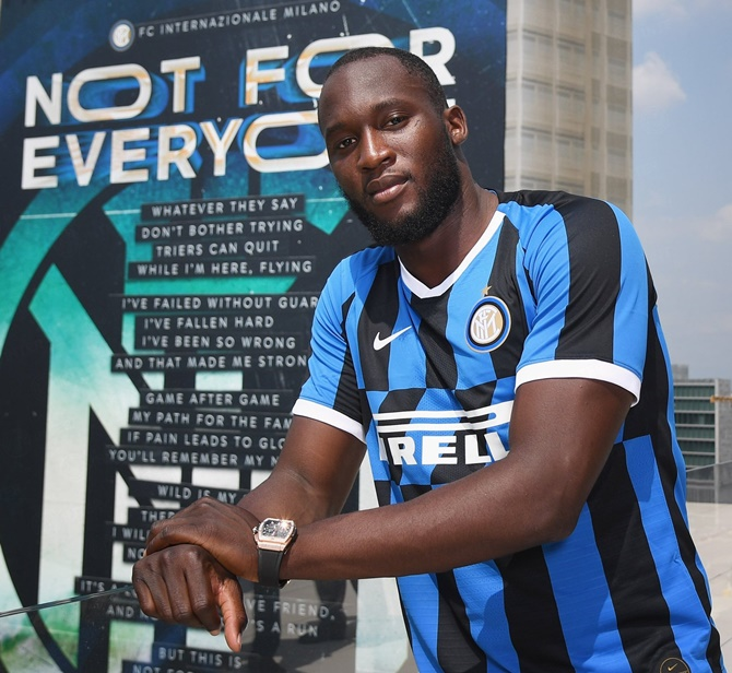 Against Inter, monkey noises could be heard from the Cagliari supporters as Lukaku stepped up to take a penalty which he converted to give his side a 2-1 win.