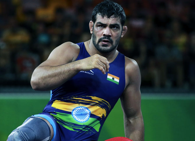 Sushil earns World C'ship berth with controversial win