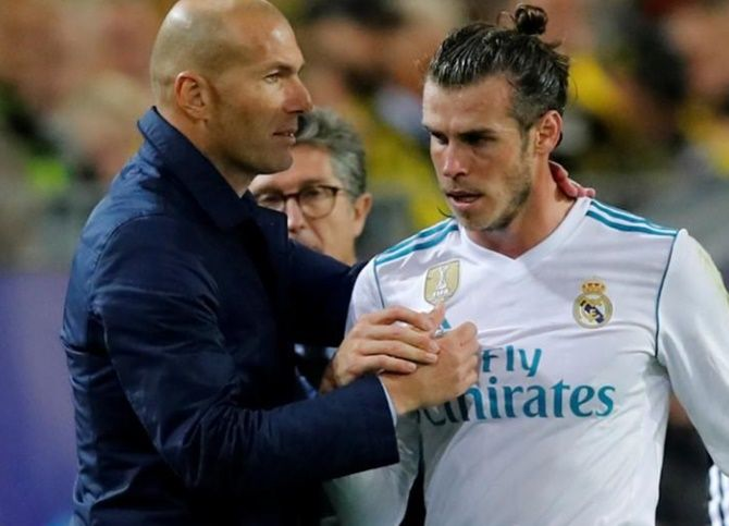 While Gareth Bale was key to Real winning the 2016 Champions League in Zidine Zidane's first season, he was absent from most of the second campaign due to injuries and never managed to re-establish himself as a first-choice player for the Frenchman, even after scoring twice in the 2018 final against Liverpool.