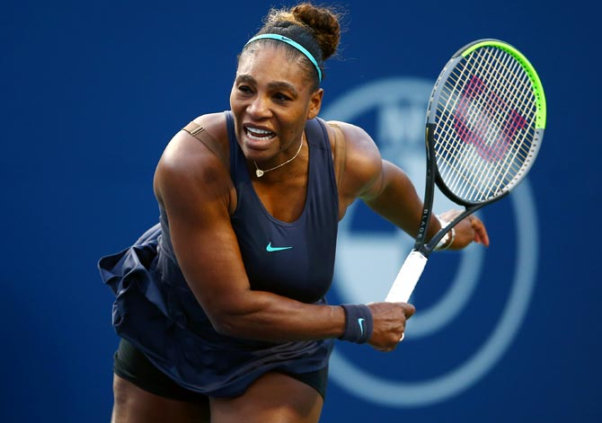 Fans betting on favourite Serena to win US Open