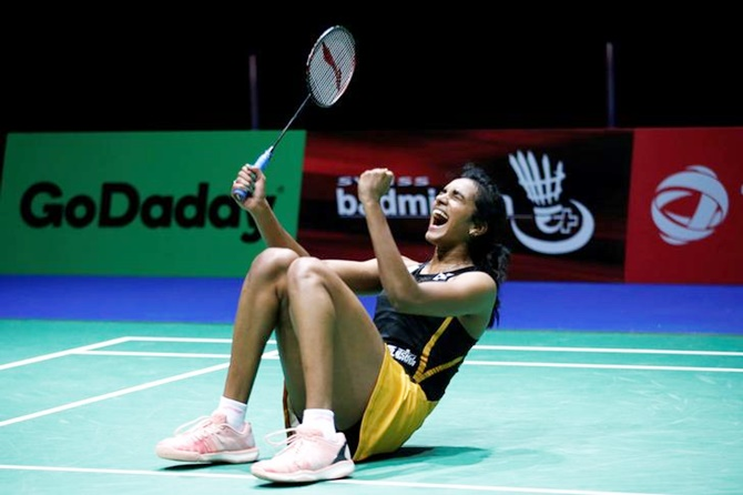 Sindhu, Praneeth assured World Championship medals