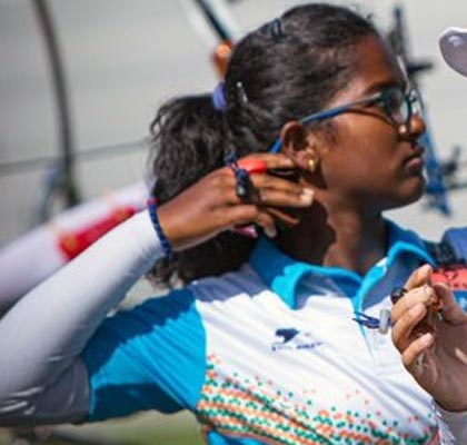 India strike gold in World Youth Archery