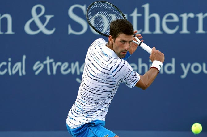 Meet the TOP 8 men's contenders at US Open
