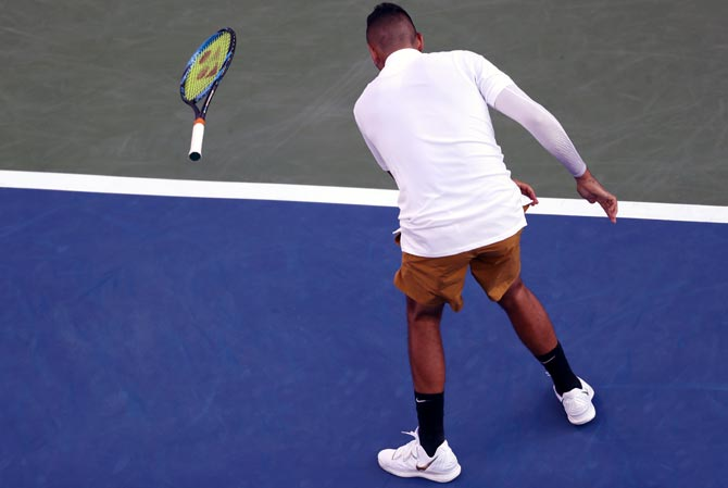 Is Kyrgios running out of time to mature?