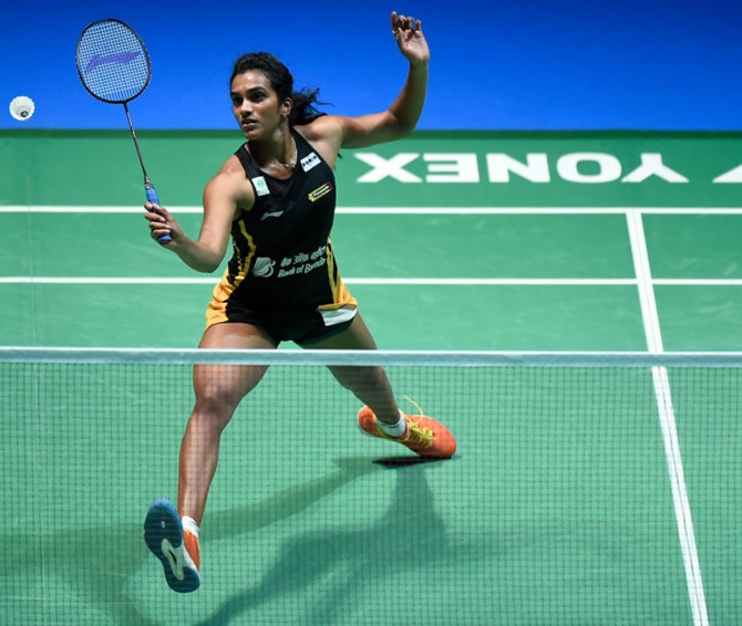 Sindhu first Indian to win historic World C'ships gold