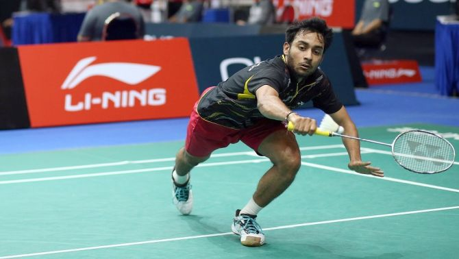 26-year-old Sourabh Verma, who was at the court for 75 minutes during his semi-final win over Korea's Heo Kwang Hee on Friday, couldn't produce his best in the final as Tzu Wei claimed his first title in three years.