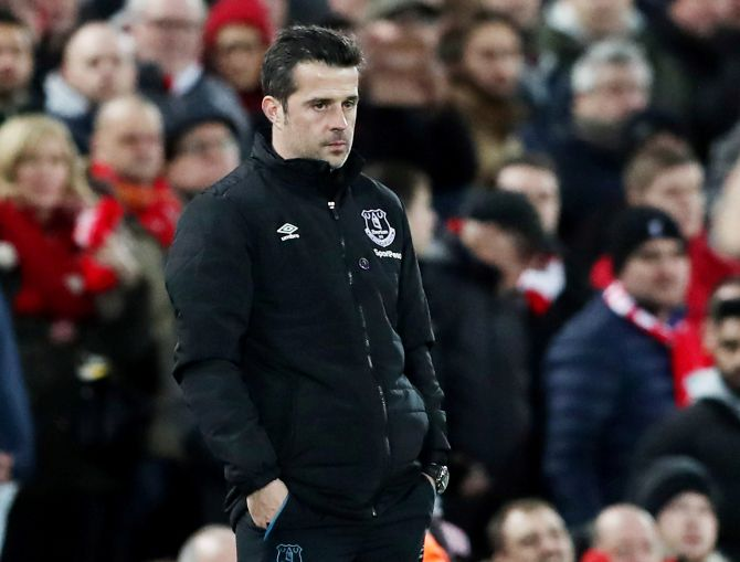 Silva out as Everton sack third manager in three years