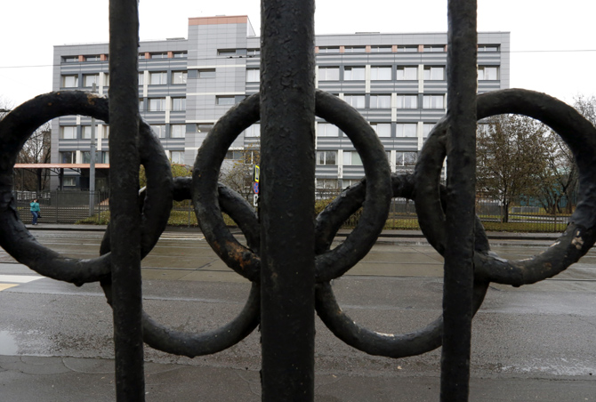 Russia BANNED from Olympic Games for four years