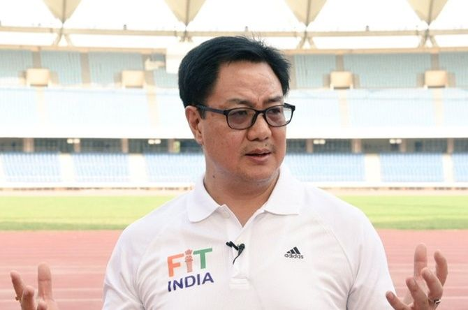 Sports Minister Kiran Rijiju has said that the government has started teams of scouts, who will, post the pandemic, go into the rural areas and look for talent.