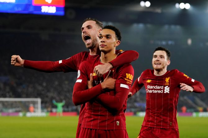 Youth product Trent Alexander-Arnold established himself as first-choice right back and left back Andy Robertson joined from Hull for a paltry 8 million pounds.