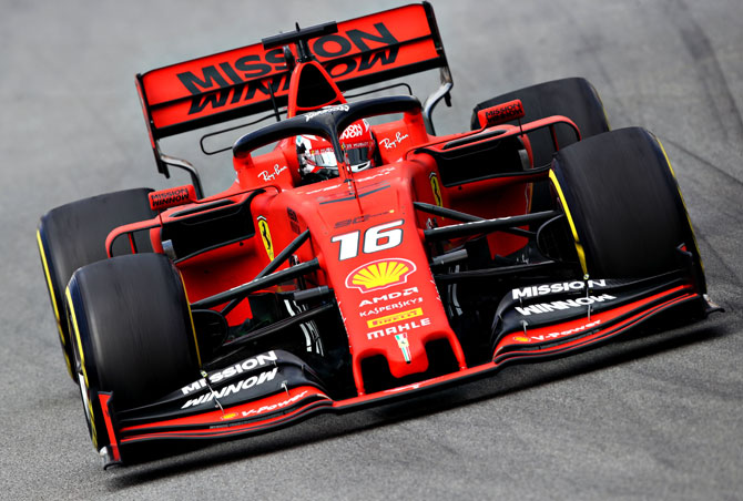 Rediff Sports - Cricket, Indian hockey, Tennis, Football, Chess, Golf - Watch out for Ferrari this F1 season!