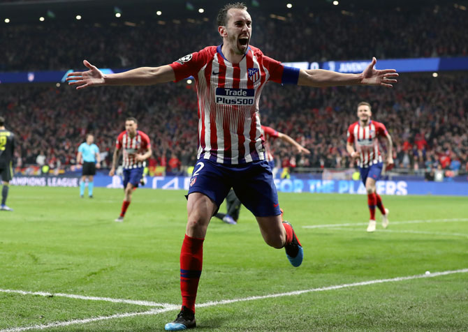 Rediff Sports - Cricket, Indian hockey, Tennis, Football, Chess, Golf - PIX: Atletico overpower Ronaldo's Juventus; City rally to victory