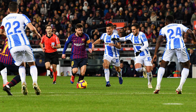 Rediff Sports - Cricket, Indian hockey, Tennis, Football, Chess, Golf - Five talking points from the weekend's La Liga matches