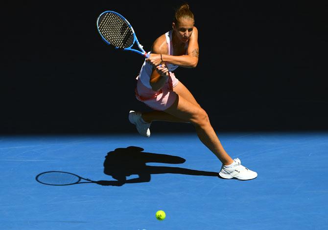 Meet the Australian Open women's semi-finalists