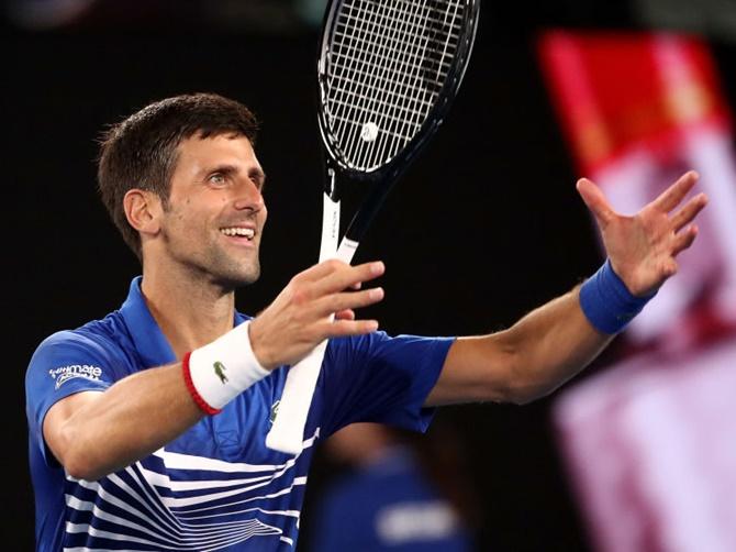 I do not feel unloved by opposition fans: Djokovic