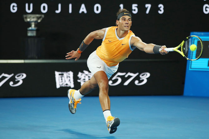 Rafael Nadal racked up 28 unforced errors while Djokovic leaked only nine, in an astonishing display of control