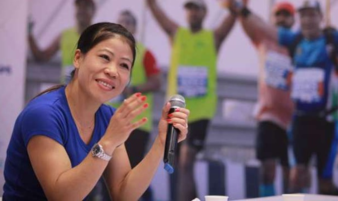 Mary Kom breaks quarantine protocol