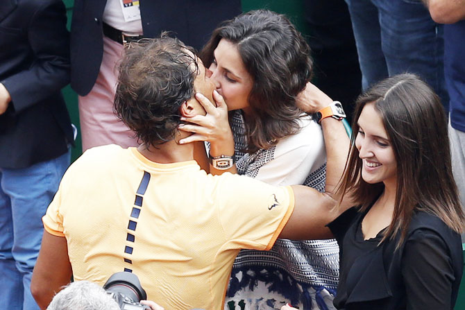 World No 2 Spain's Rafael Nadal is set to marry girlfriend Xisca in the fall of 2019