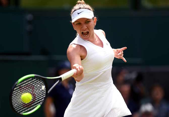 'I'm desperate to win Wimbledon more than to stop her. I will focus on myself'