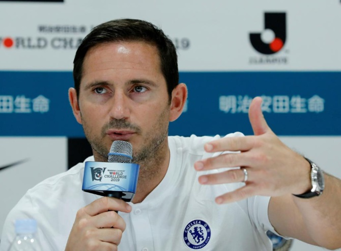 Lampard has task cut out at Chelsea...